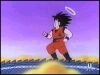 Гоку на пути к планете легендарного короля Каио